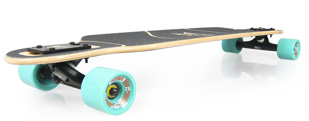 DB Urban Native longboard