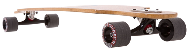 Riviera Kung Fu Kitty longboards