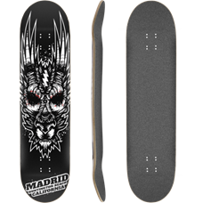 madrid ds longboard