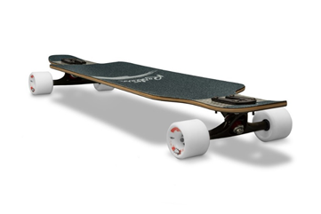 Restless Splinter longboard setup