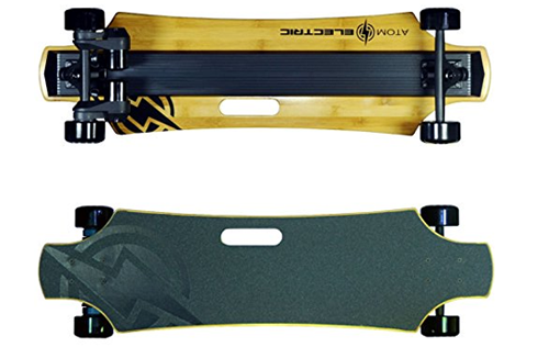 atom best electric longboard