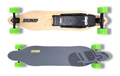 genesis best electric longboard
