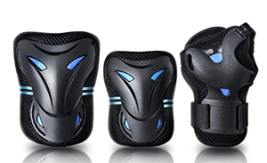 longboard knee elbow pads