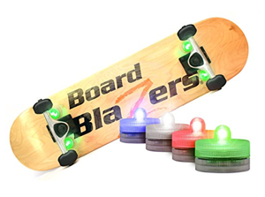 longboard led lighting