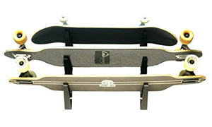 longboard wall mount rack