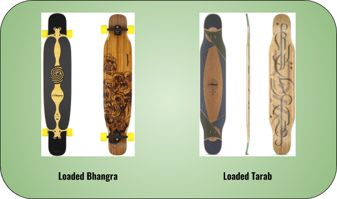 drop deck longboards