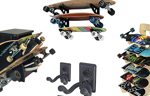 best longboard racks